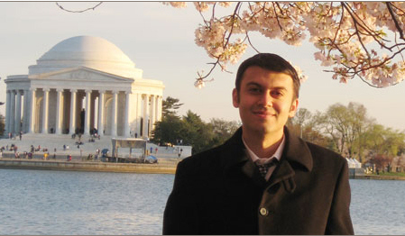 Amit Mistry Congressional Fellow